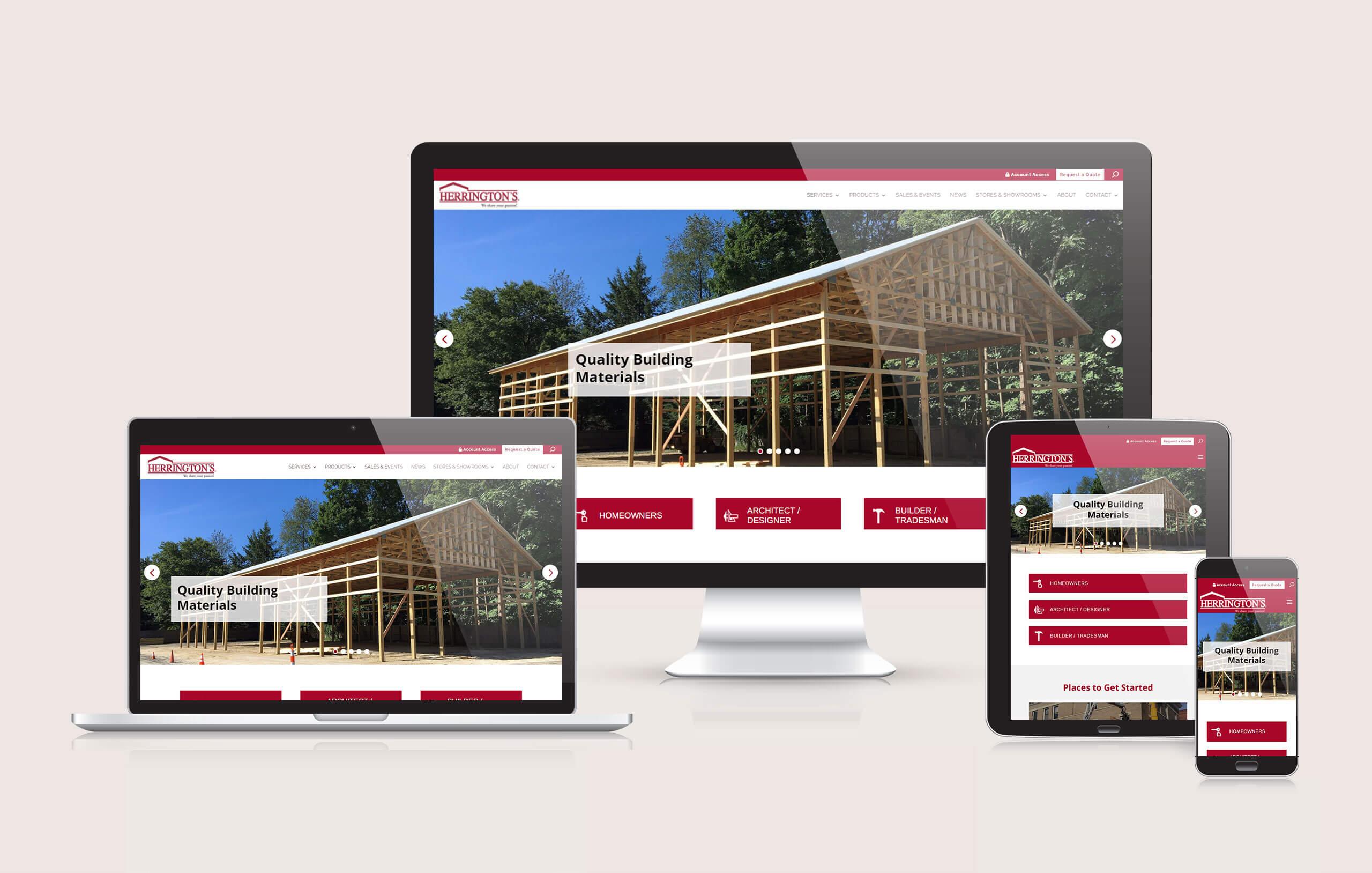 Kayman Charters - Website Layout