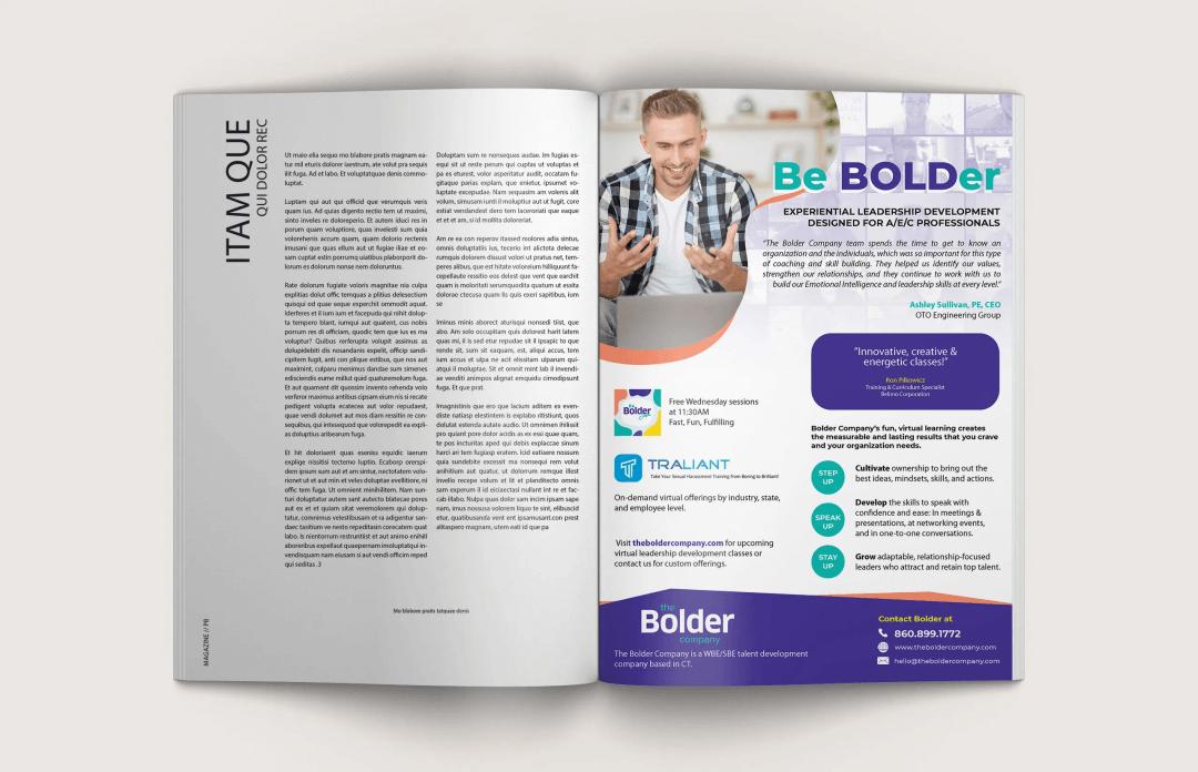The Bolder Company