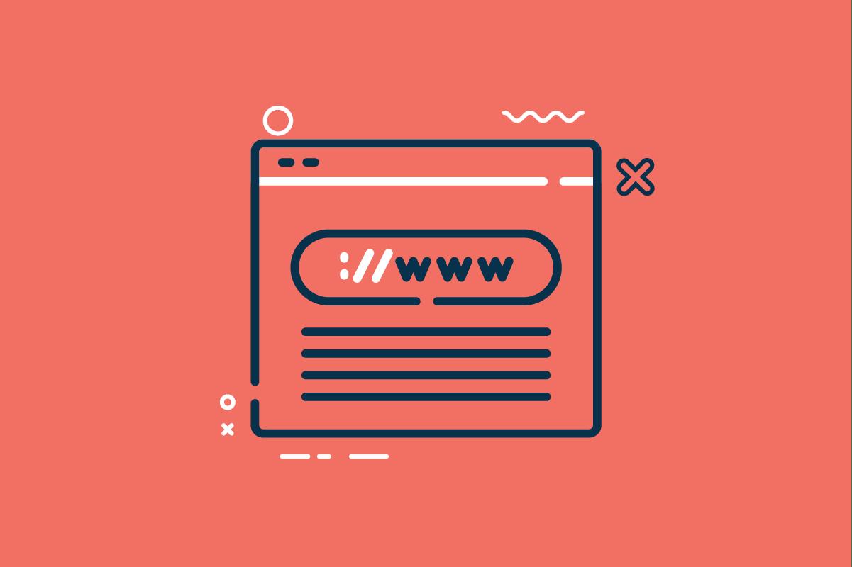 Website titles